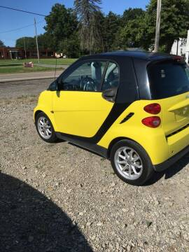 2008 Smart fortwo for sale at Simon Automotive in East Palestine OH