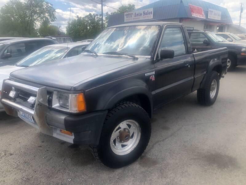 1989 Mazda B-Series Truck