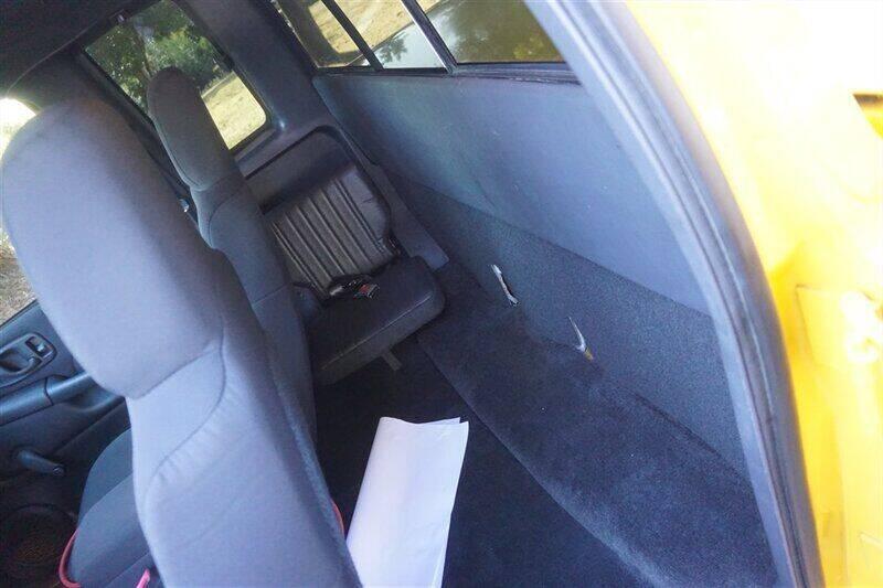 2003 Chevrolet S-10 LS Xtreme 3dr Extended Cab LS Xtreme - Fremont CA