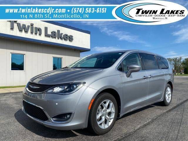 2018 Chrysler Pacifica for sale in Monticello, IN