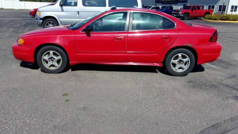 2003 Pontiac Grand Am for sale at North Star Auto Mall in Isanti MN