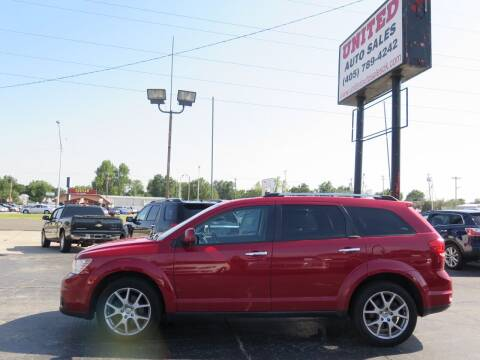 2014 Dodge Journey for sale at United Auto Sales in Oklahoma City OK