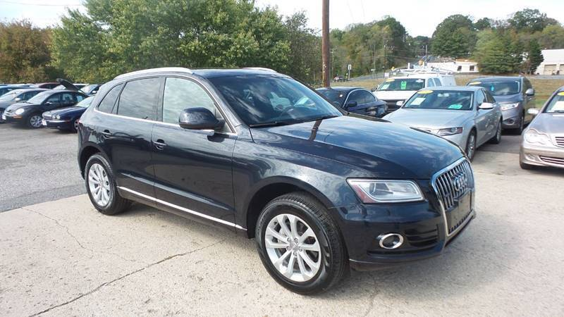 2013 Audi Q5 for sale at Unlimited Auto Sales in Upper Marlboro MD