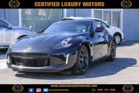 2020 Nissan 370Z for sale at Certified Luxury Motors in Great Neck NY