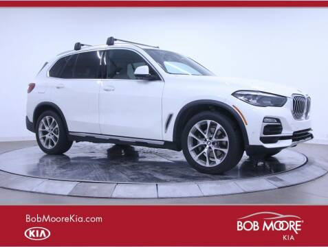 2020 BMW X5 for sale at Bob Moore Kia in Oklahoma City OK
