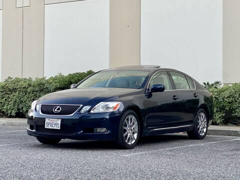 2006 Lexus GS 300 for sale at Carfornia in San Jose CA