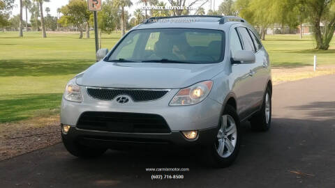2008 Hyundai Veracruz for sale at CAR MIX MOTOR CO. in Phoenix AZ
