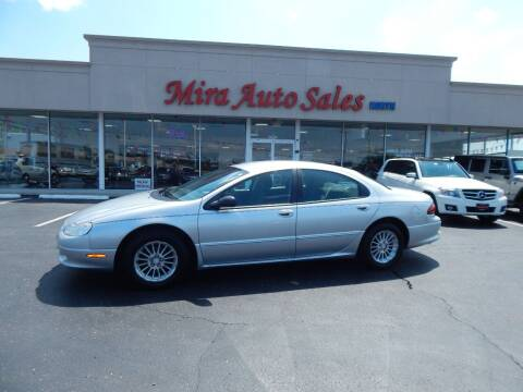 2004 Chrysler Concorde for sale at Mira Auto Sales in Dayton OH