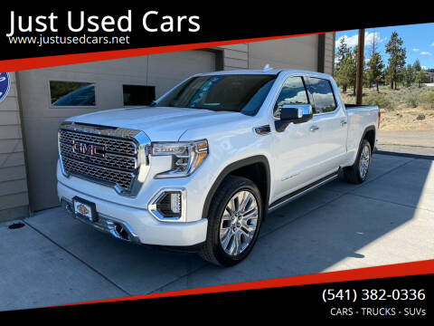 2020 GMC Sierra 1500 for sale at Just Used Cars in Bend OR