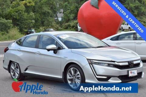 2018 Honda Clarity Plug-In Hybrid for sale at APPLE HONDA in Riverhead NY