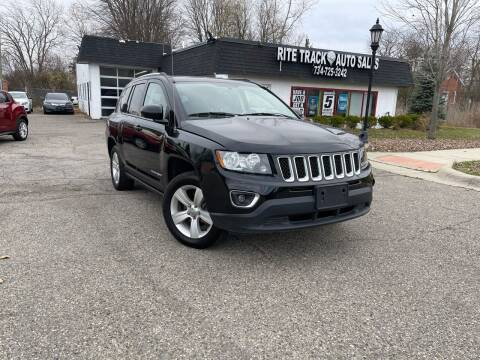2017 Jeep Compass for sale at Rite Track Auto Sales in Canton MI
