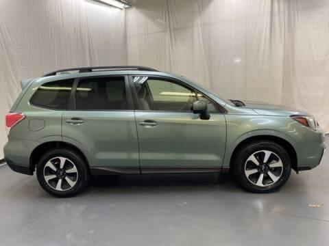 2017 Subaru Forester for sale at Bill Gatton Used Cars - BILL GATTON ACURA MAZDA in Johnson City TN