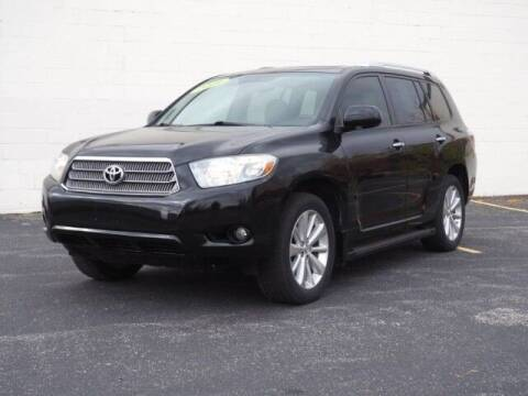 2009 Toyota Highlander Hybrid for sale at O T AUTO SALES in Chicago Heights IL