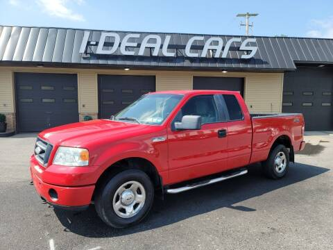 2007 Ford F-150 for sale at I-Deal Cars in Harrisburg PA