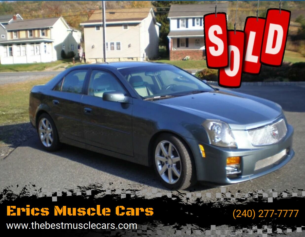 2005 Cadillac CTS-V SOLD SOLD SOLD