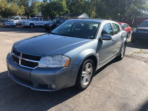 2009 Dodge Avenger for sale at Neals Auto Sales in Louisville KY
