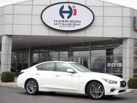 2018 Infiniti Q50 for sale at Harrison Imports in Sandy UT