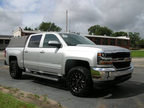 2017 Chevrolet Silverado 1500 for sale at South Atlanta Motorsports in Mcdonough GA