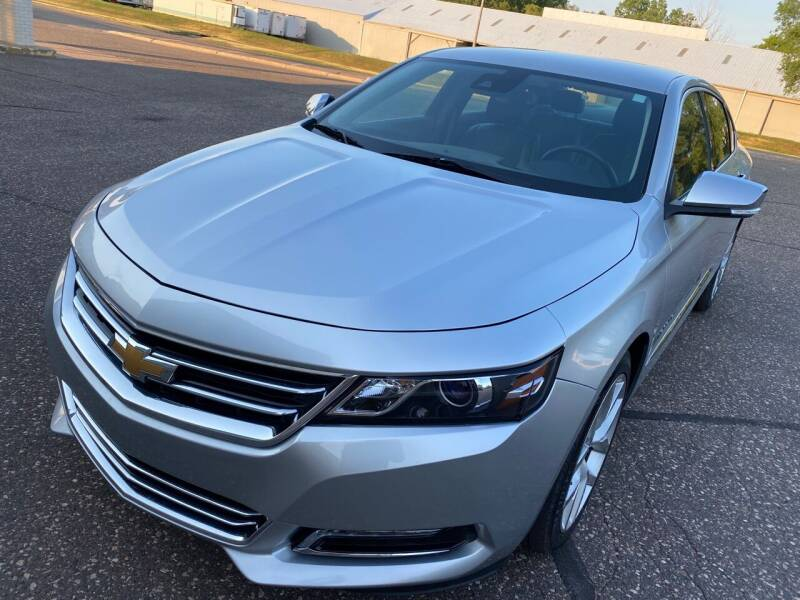 2015 Chevrolet Impala for sale at Salama Cars / Blue Tech Motors in South Saint Paul MN