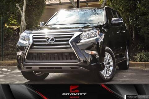 2019 Lexus GX 460 for sale at Gravity Autos Atlanta in Atlanta GA