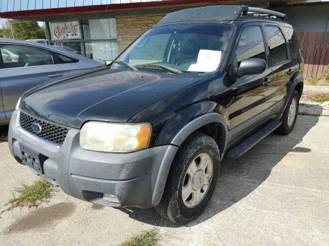 2003 Ford Escape for sale at Cruisin' Auto Sales in Madison IN