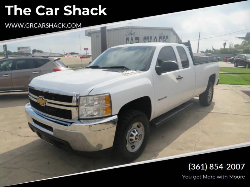 2013 Chevrolet Silverado 2500HD for sale at The Car Shack in Corpus Christi TX