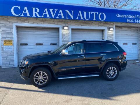 2014 Jeep Grand Cherokee for sale at Caravan Auto in Cranston RI
