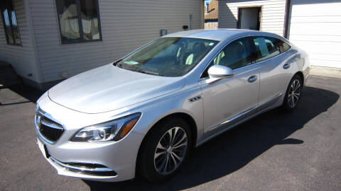 2017 Buick LaCrosse for sale at Auto Shoppe in Mitchell SD