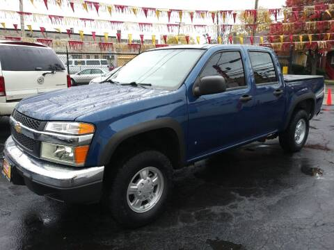 2006 Chevrolet Colorado for sale at RON'S AUTO SALES INC in Cicero IL