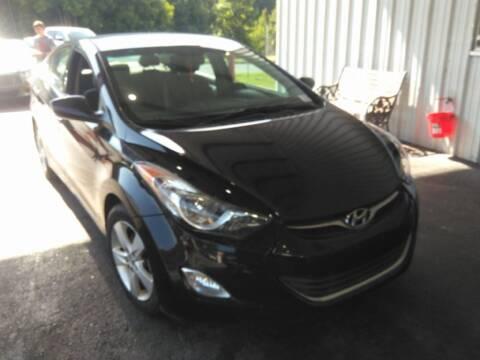 2013 Hyundai Elantra for sale at A.P. Atlanta, Inc in Sandy Springs GA