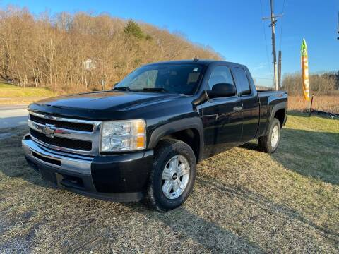 2009 Chevrolet Silverado 1500 for sale at ABINGDON AUTOMART LLC in Abingdon VA