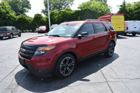 2015 Ford Explorer for sale at Adams Auto Group Inc. in Charlotte NC