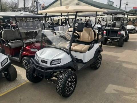 2021 Club Car Tempo 2+2 4 Pass Elect Lift for sale at METRO GOLF CARS INC in Fort Worth TX