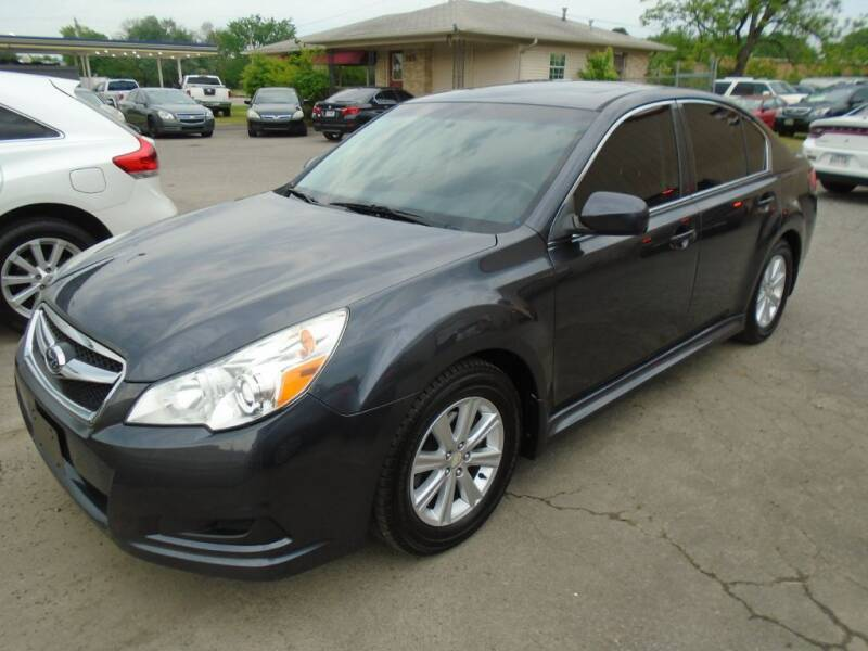 2012 Subaru Legacy for sale at H & R AUTO SALES in Conway AR