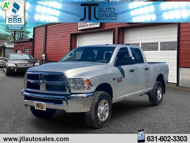 2014 RAM Ram Pickup 2500 for sale at JTL Auto Inc in Selden NY