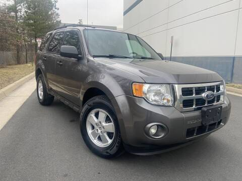 2011 Ford Escape for sale at PM Auto Group LLC in Chantilly VA