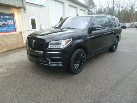 2020 Lincoln Navigator L for sale at Medway Imports in Medway MA