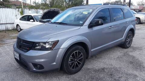2018 Dodge Journey for sale at RICKY'S AUTOPLEX in San Antonio TX