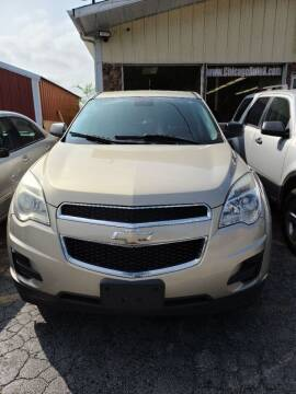 2012 Chevrolet Equinox for sale at Chicago Auto Exchange in South Chicago Heights IL