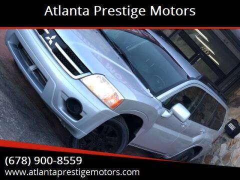 2007 Mitsubishi Endeavor for sale at Atlanta Prestige Motors in Decatur GA
