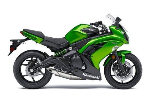 2015 Kawasaki Ninja 650R