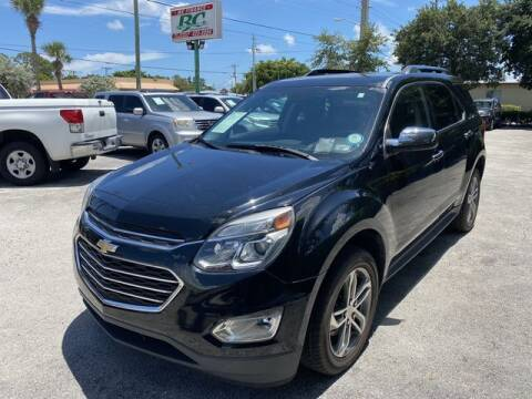 2017 Chevrolet Equinox for sale at BC Motors in West Palm Beach FL