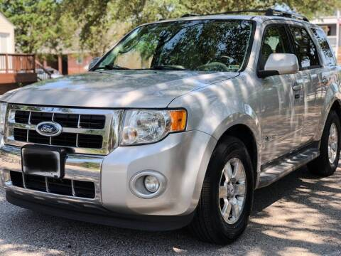2009 Ford Escape Hybrid for sale at Wheel Deal Auto Sales LLC in Norfolk VA