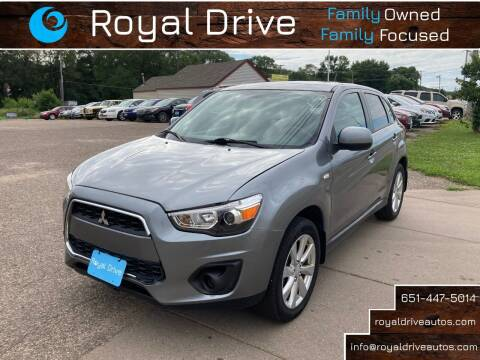 2015 Mitsubishi Outlander Sport for sale at Royal Drive in Newport MN