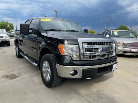 2014 Ford F-150 for sale at AP Auto Brokers in Longmont CO