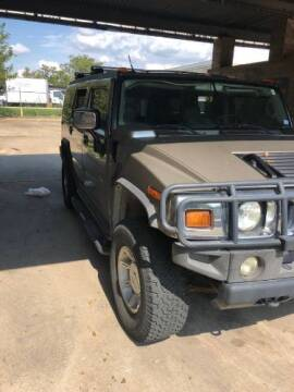 2003 HUMMER H2 for sale at Classic Car Deals in Cadillac MI