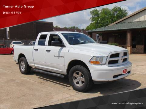 2012 RAM Ram Pickup 1500 for sale at Turner Auto Group in Greenwood MS