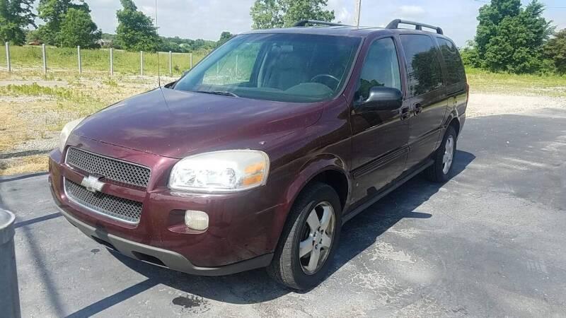 2008 Chevrolet Uplander for sale in Carleton, MI