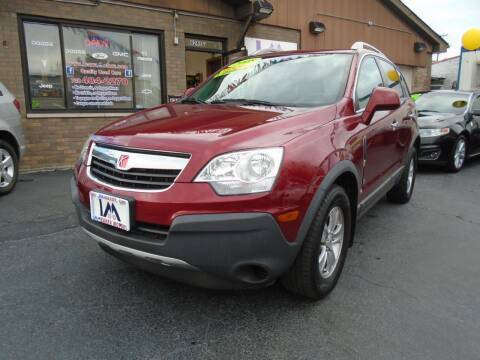 2008 Saturn Vue for sale at IBARRA MOTORS INC in Cicero IL