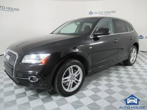 2015 Audi Q5 for sale at Curry's Cars Powered by Autohouse - Auto House Tempe in Tempe AZ